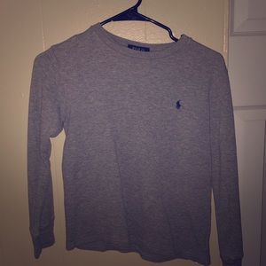 Nice Ralph Lauren polo. Long sleeve